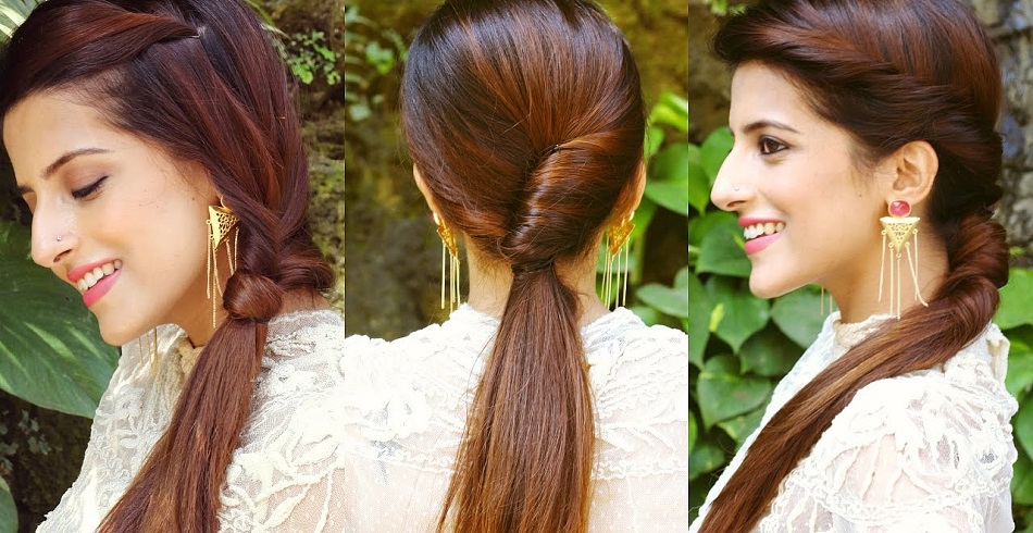 Easy Ponytail